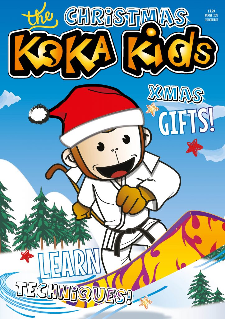 Christmas Judo Magazine