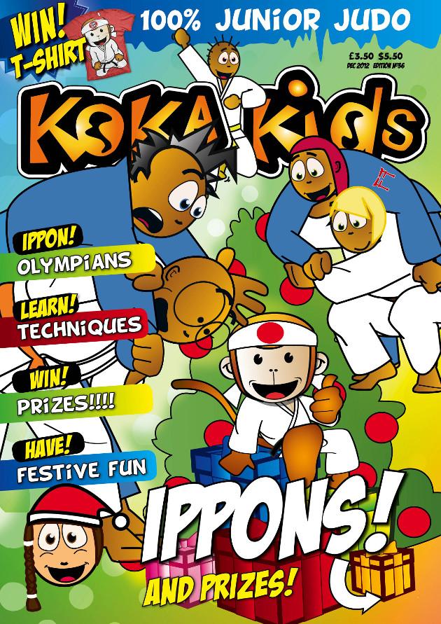 Koka Kids Judo Magazine Ippons