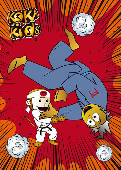 Free Judo Poster