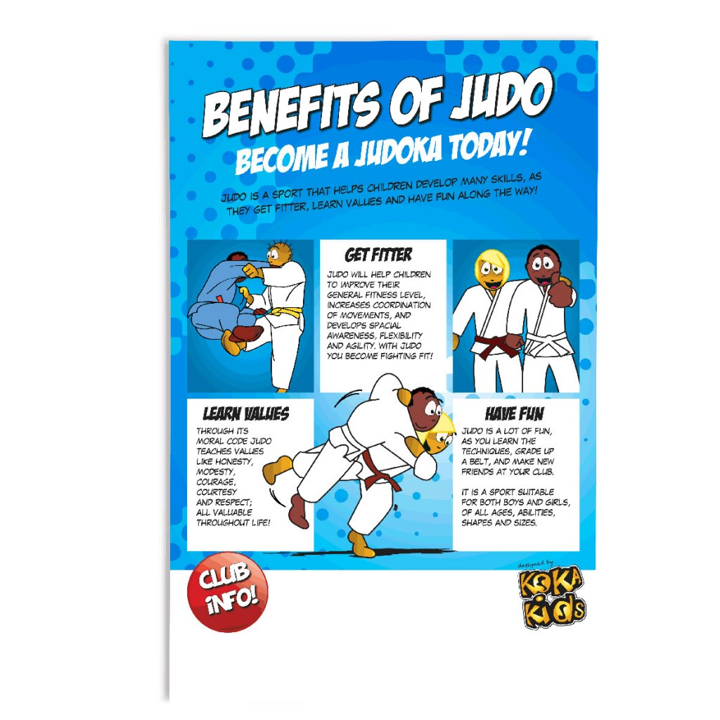 Benefits of Judo