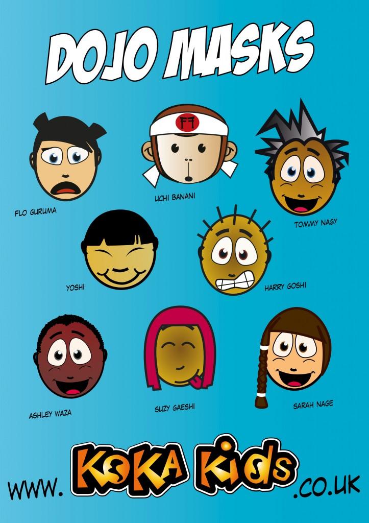 Dojo Masks Image1
