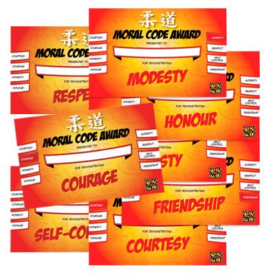 Free Judo Resources Judo Moral Code Kokakids Junior Judo Magazine