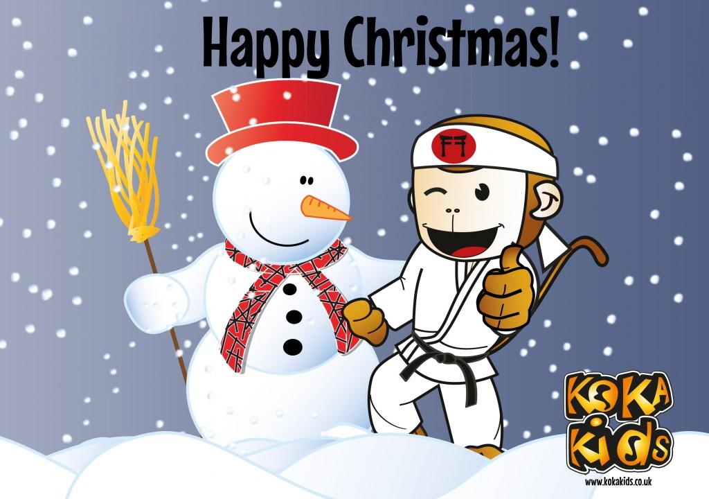 Christmas Judo Gifts