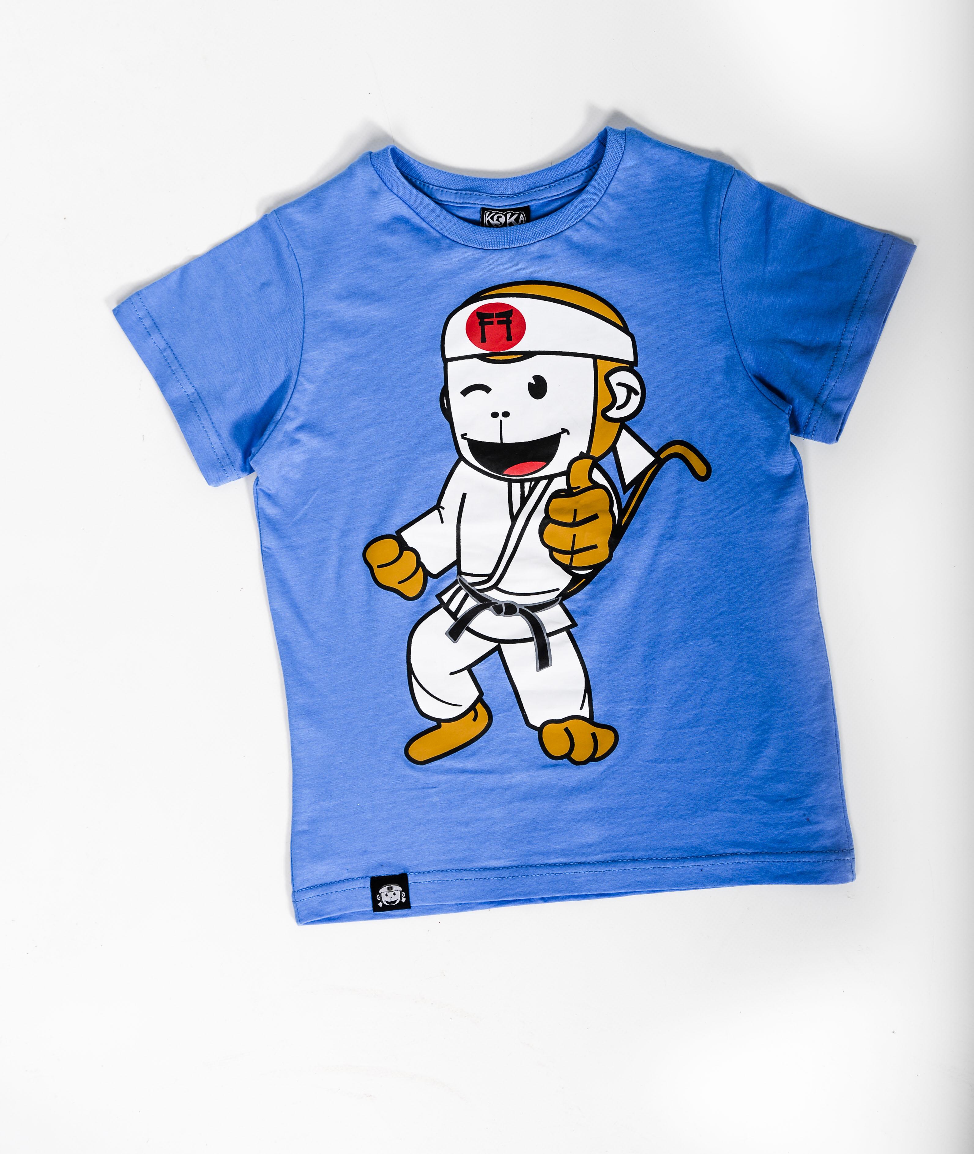 New Judo T Shirts Now In Kokakids Junior Judo Magazine