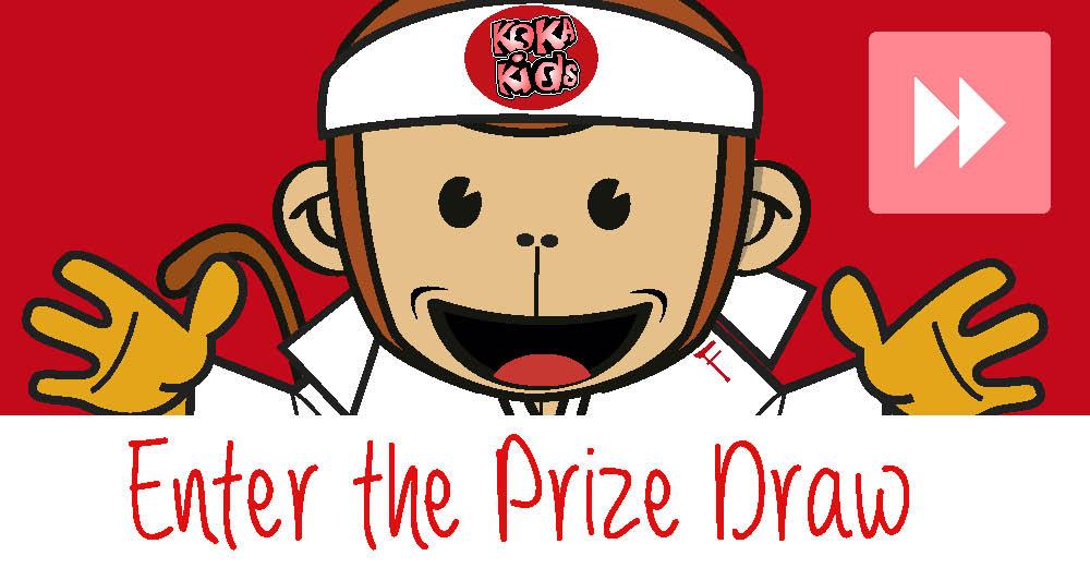 Win a Judo Prize