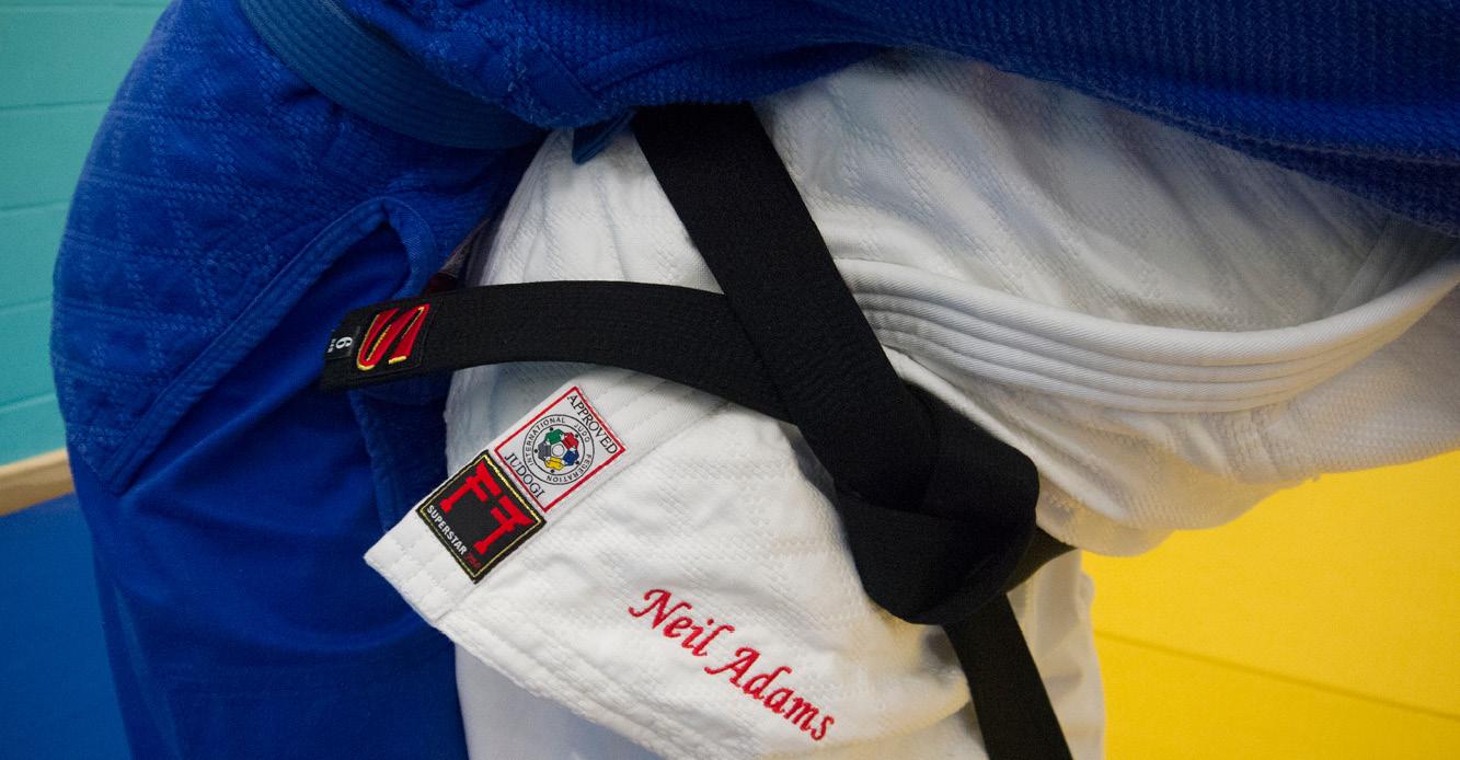 Judo Hip