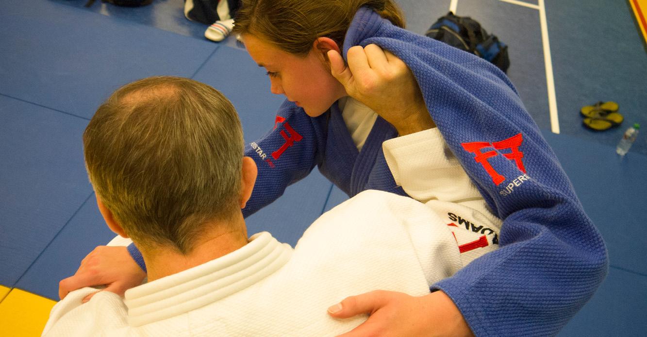 Judo Hands