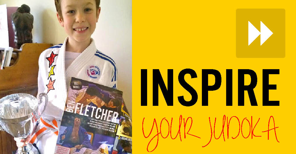 judo kids inspired by role model ben fletcher