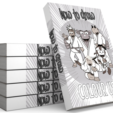 kids judo book
