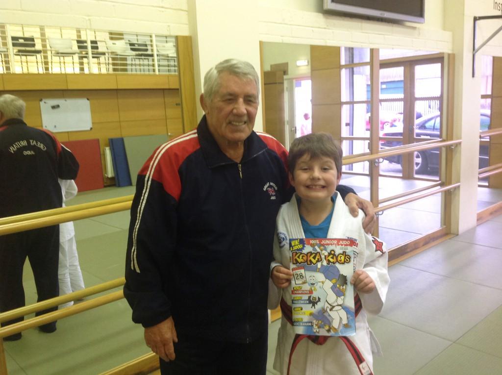 judo coach