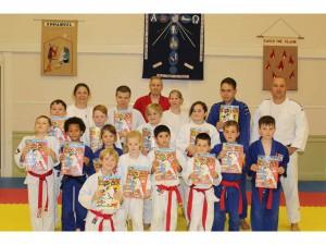 Miramar Judo koka kids