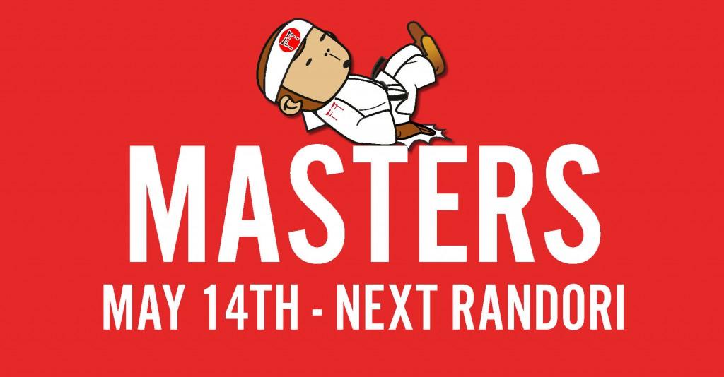 judo masters