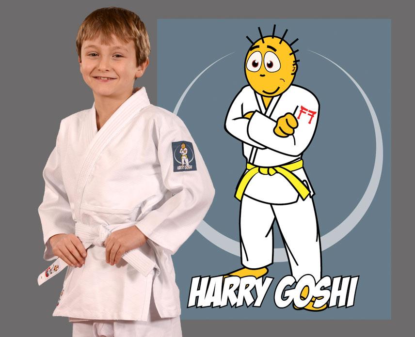 kids judo gi
