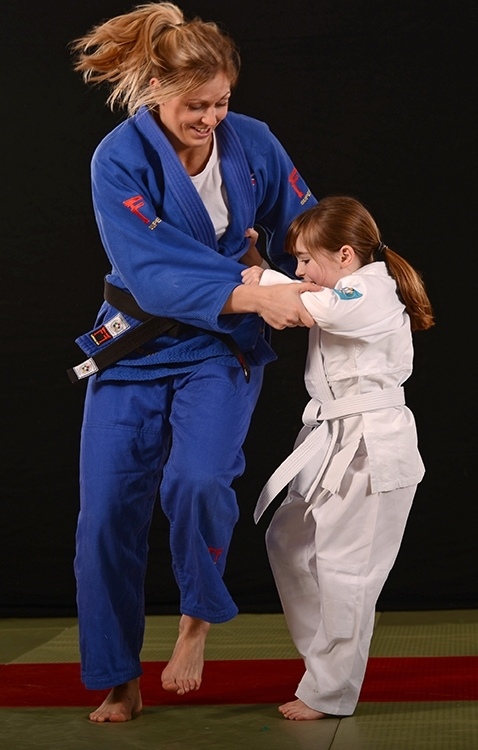 Hajime judo suit