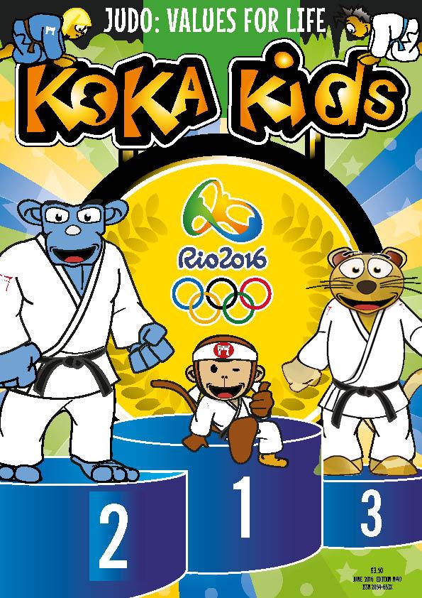 rio 2016 judo magazine