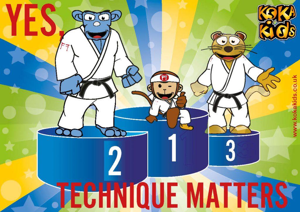 Rio 2016 Judo poster