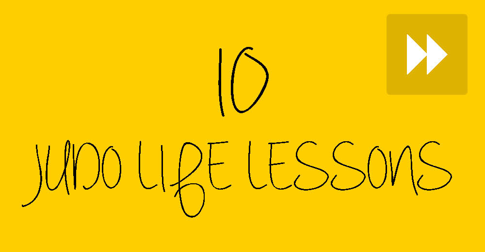 judo life lessons