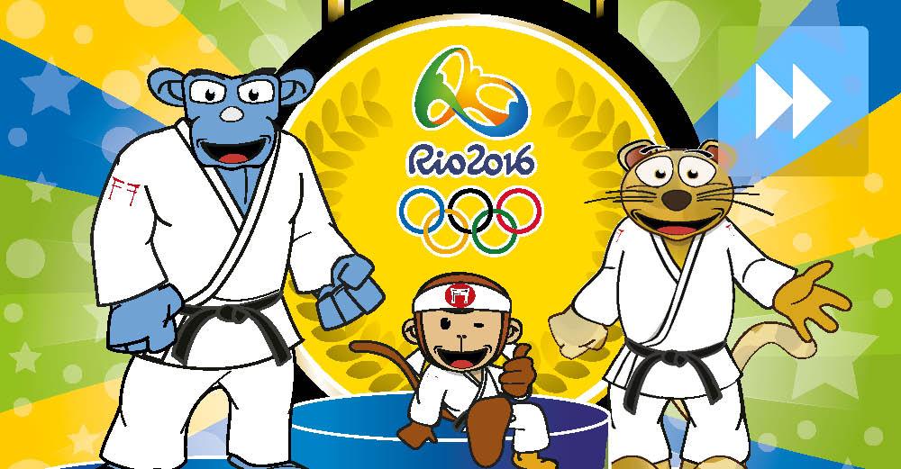 Rio 2016 Olympic Judo