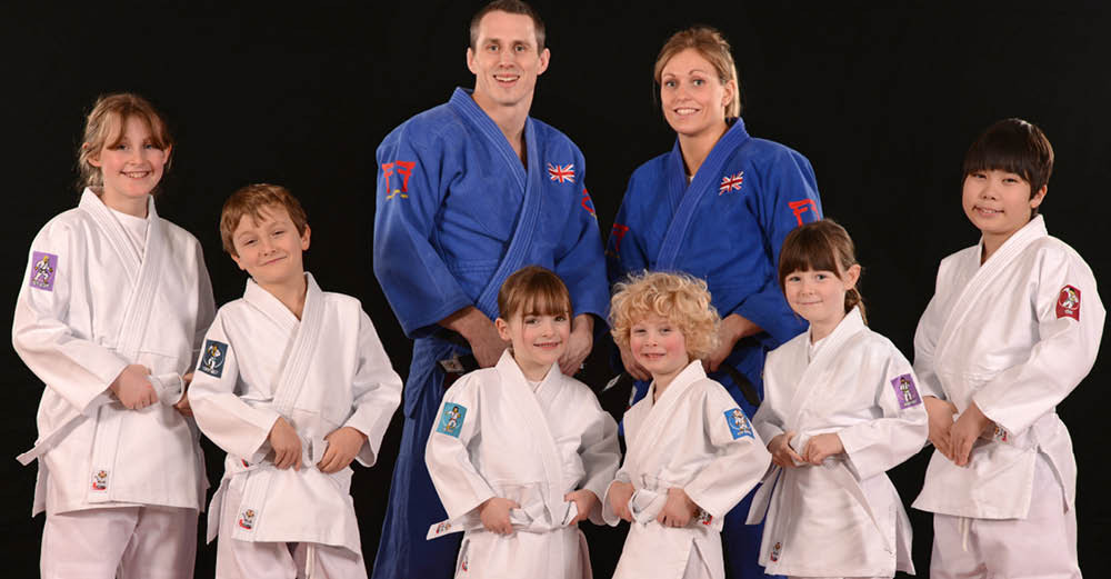 kids judo suit