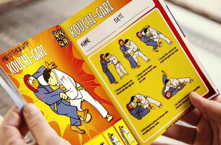 judo throws book