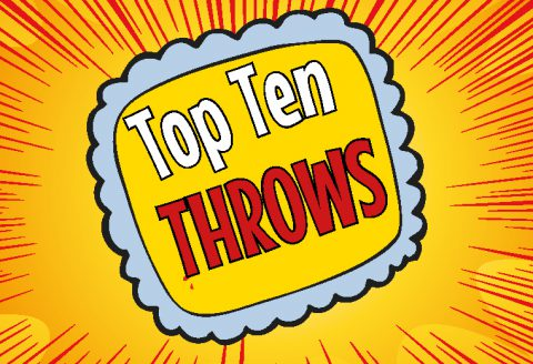 Top Ten Throws