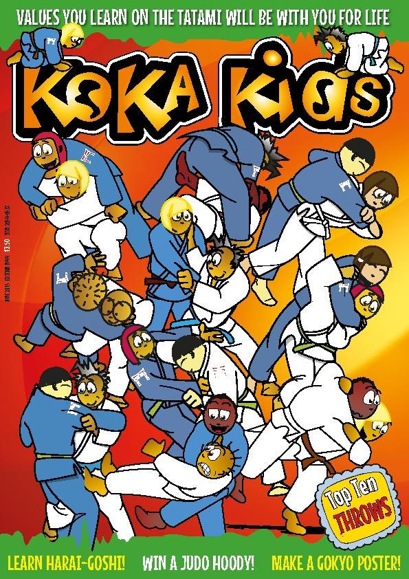 Koka Kids Judo Magazine