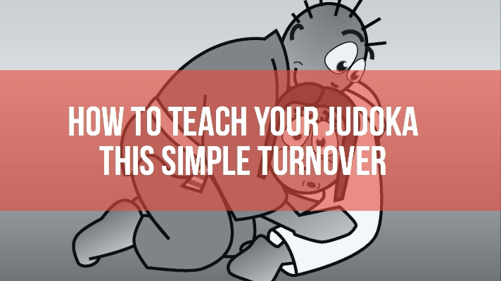 How to turn over in judo