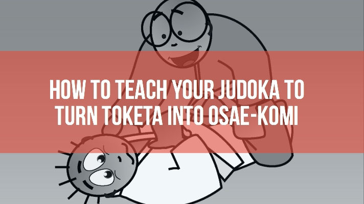 Teach Judo Groundwork