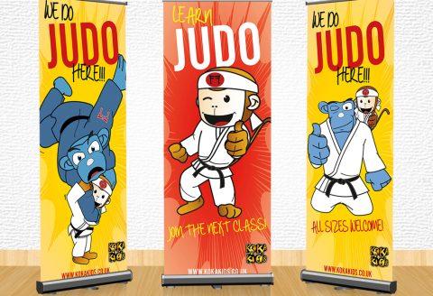 Dojo Banners