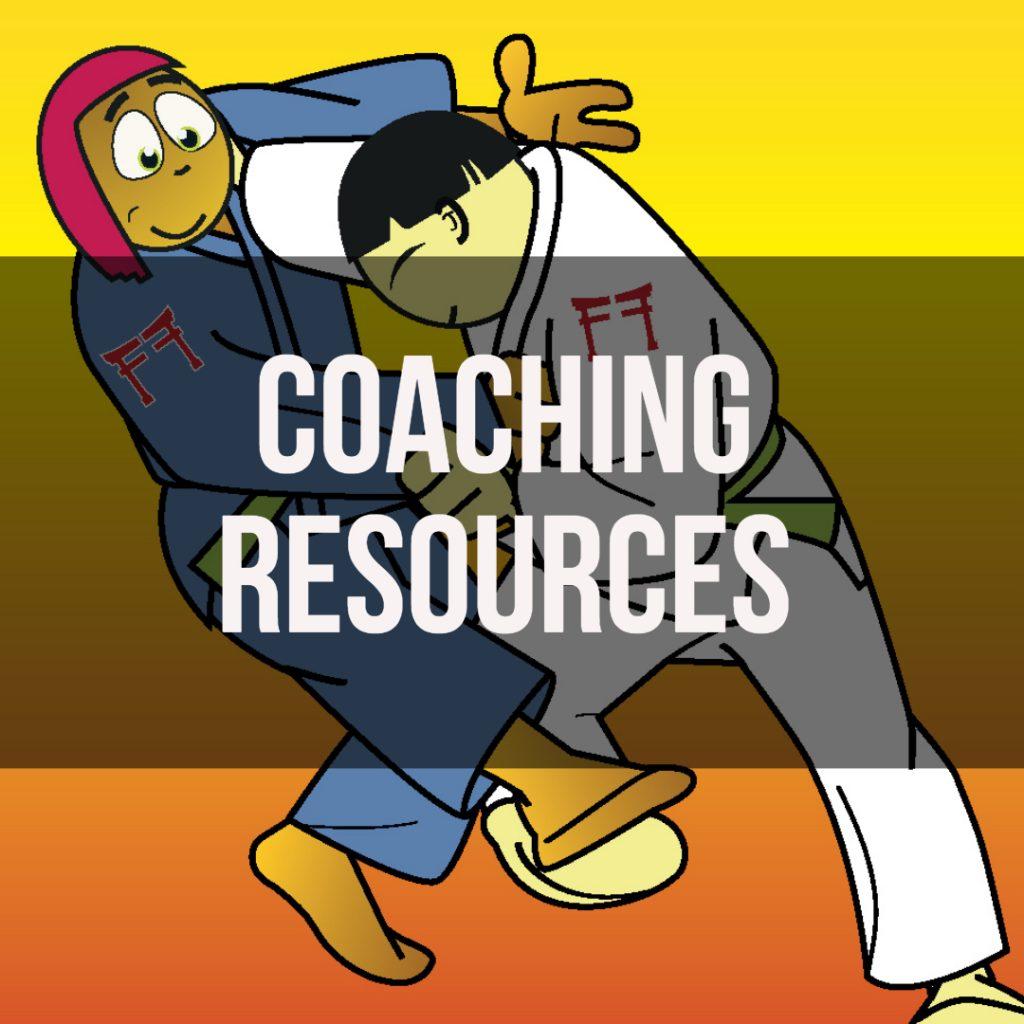 Judo Coaching