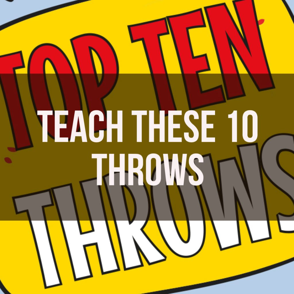 top judo throws