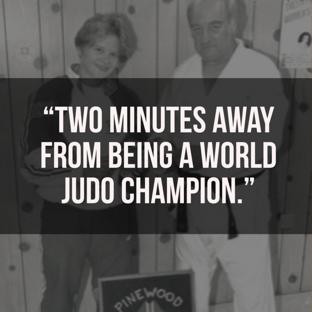 world judo champion