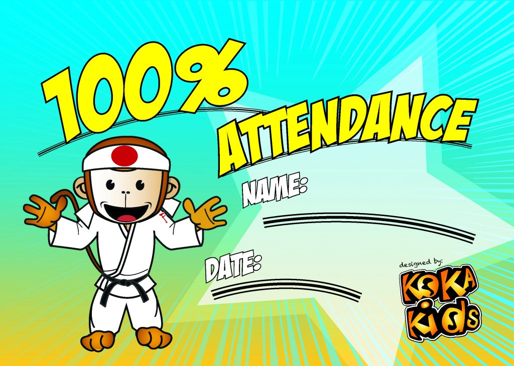 Grow your Dojo with attendance