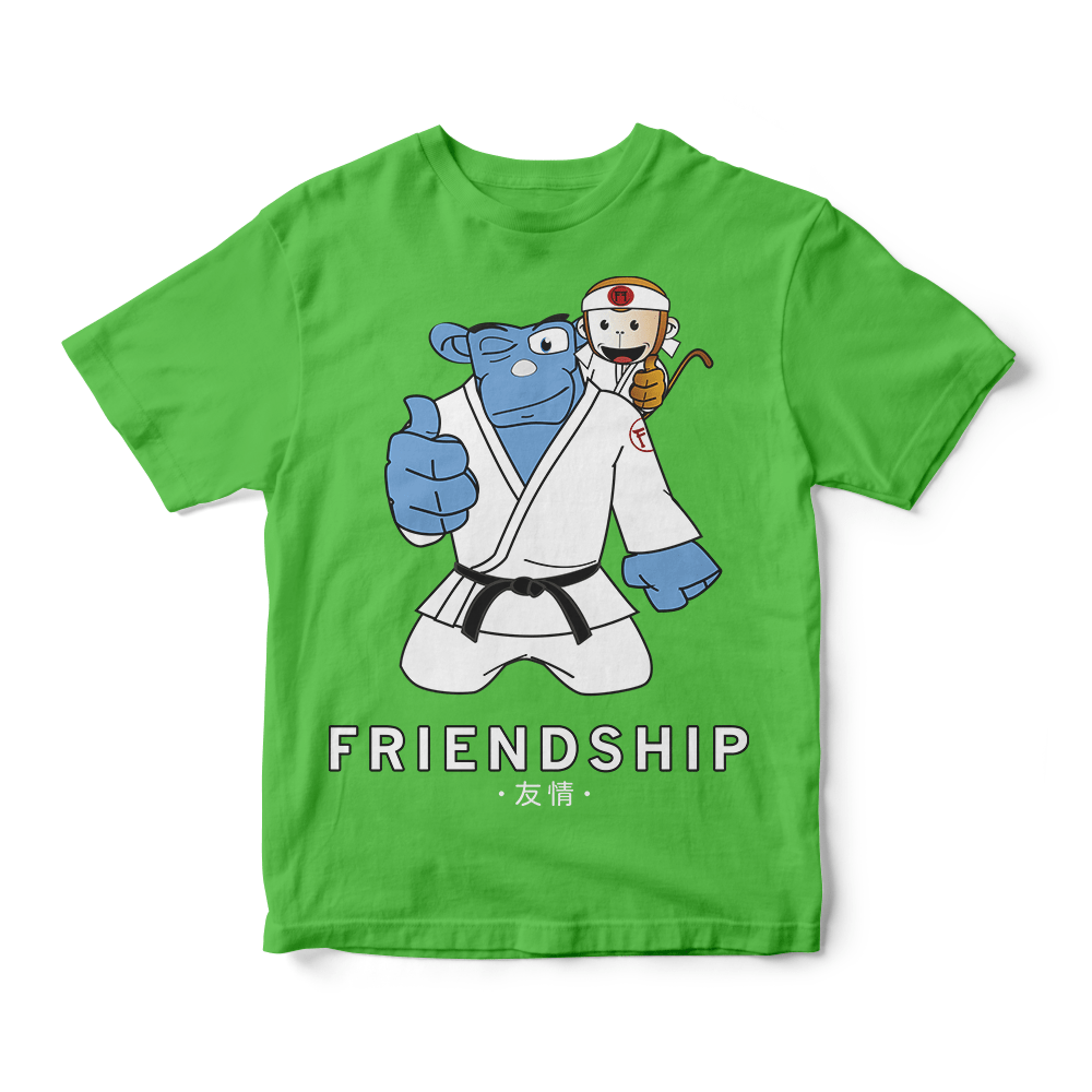 Friendship Judo Tshirt