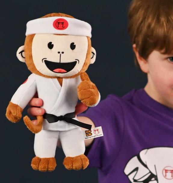 Judo Monkey
