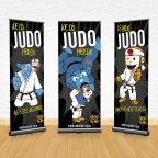 Judo Class Banner