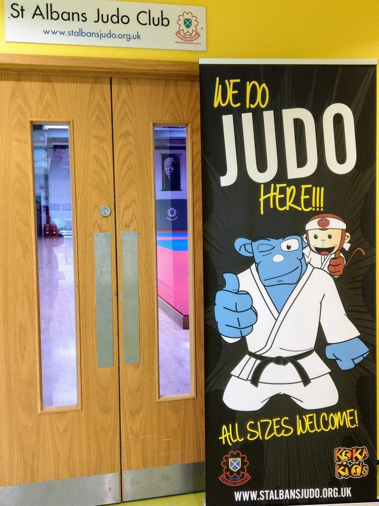 St Albans Judo Club