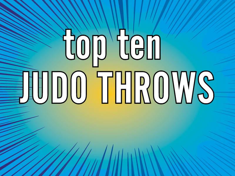 best judo throws