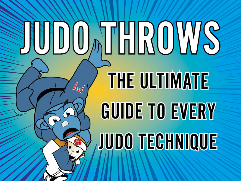 judo throws and techniques