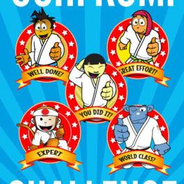 uchi-komi challenge