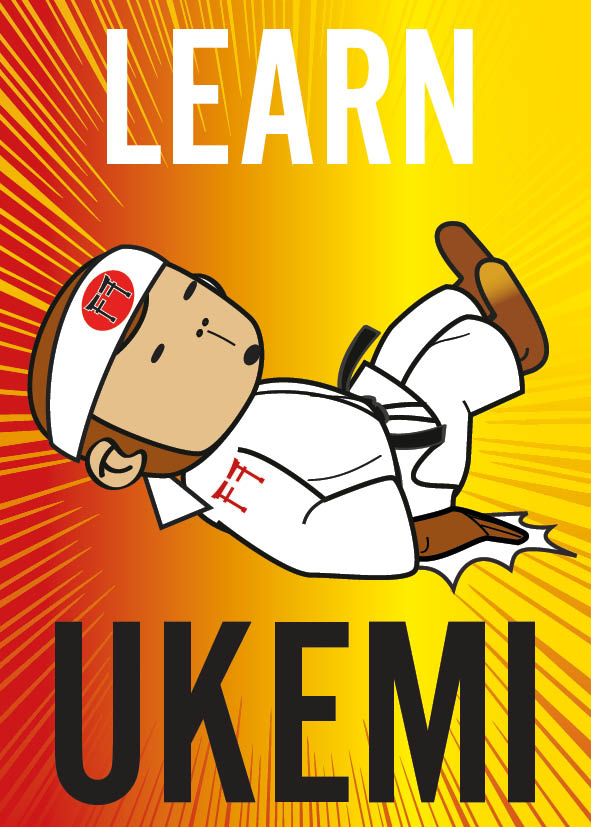 kids judo learn ukemi