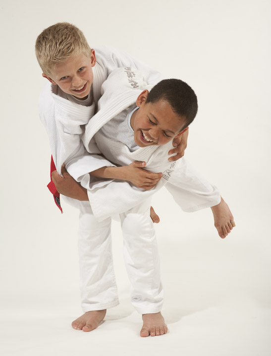 judo technique by koka kids
