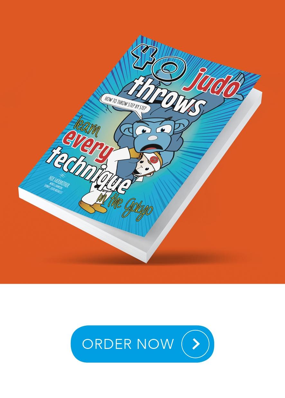 judo book on judo throws