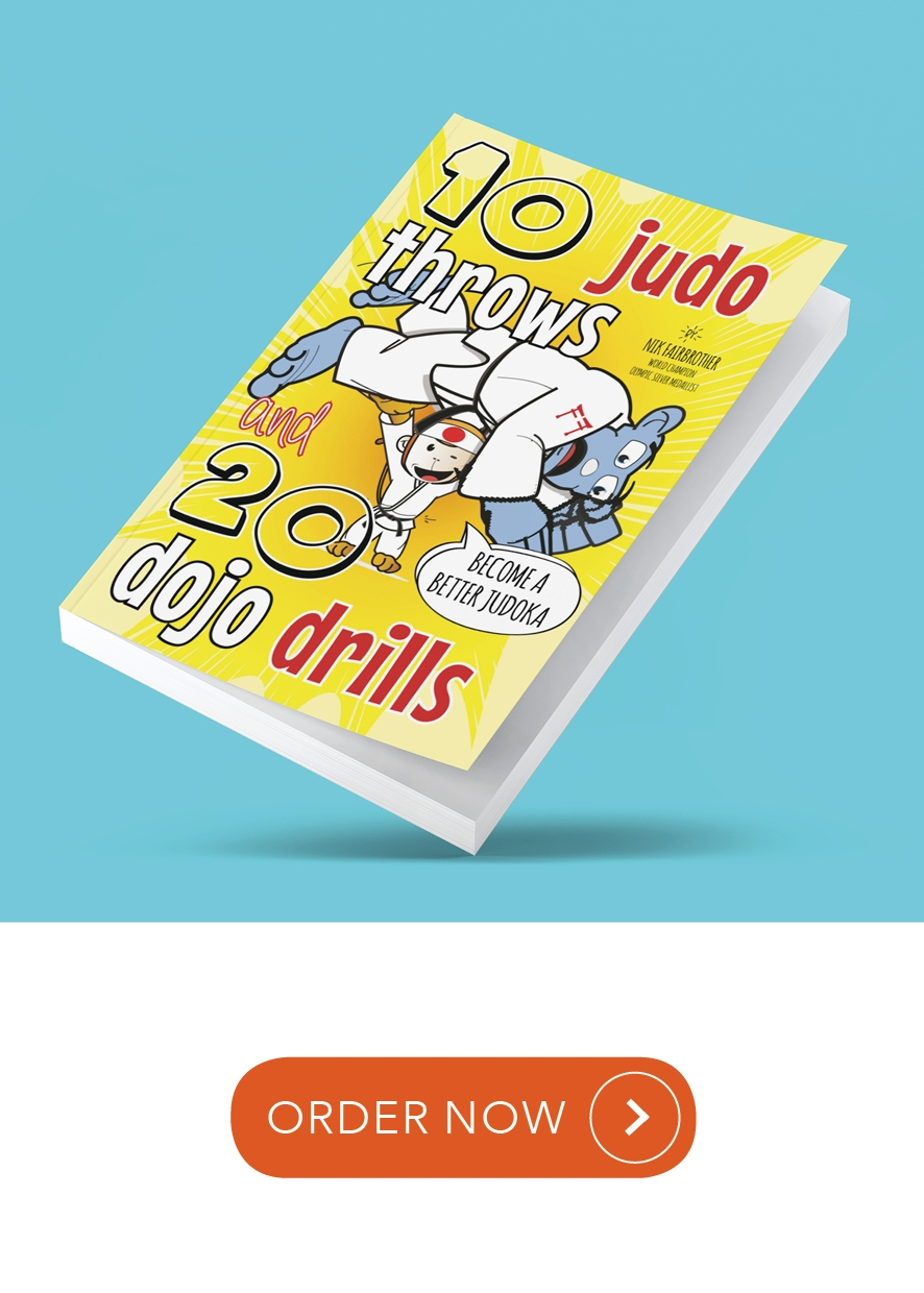 judo book with drills for children