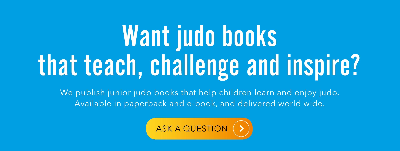judo books banner