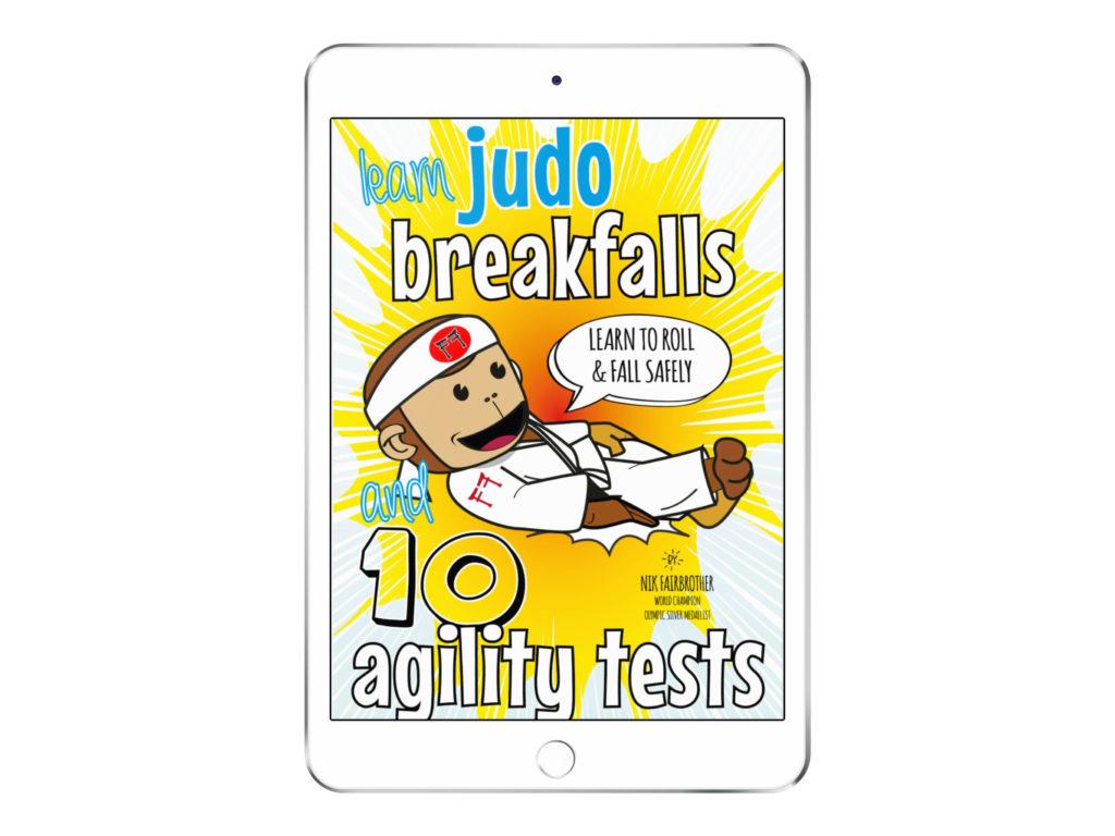 Judo basics Learn breakfalls Book