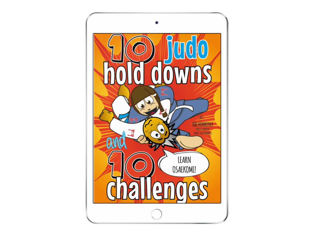 ebook for judo kids