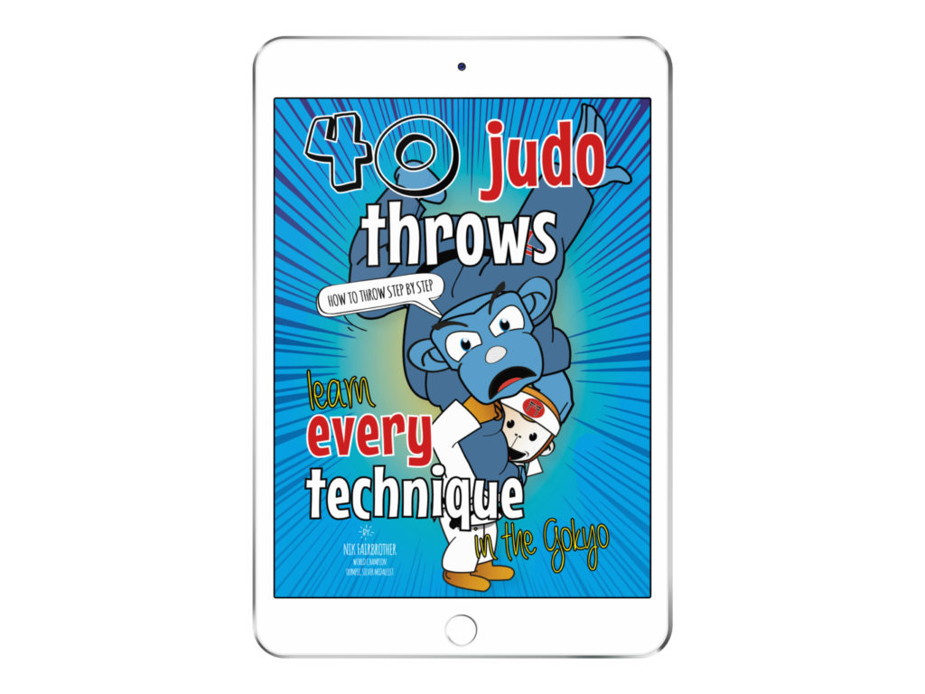 judo ebooks on 40 judo throws