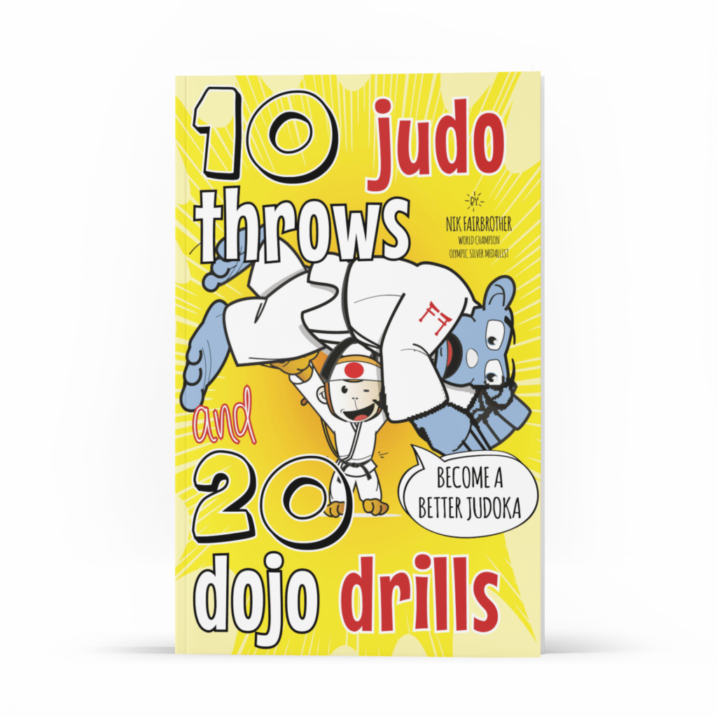 children judo book