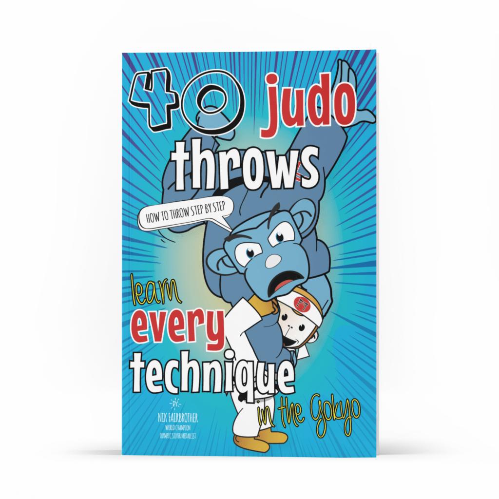 judo book by koka kids